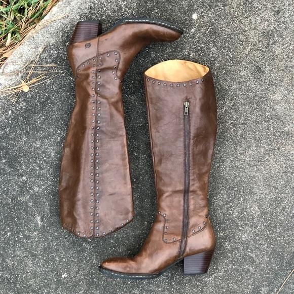 2838c7dbccd Born Shoes - Born   Kamryn  Brown Boots